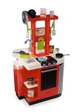 Régi termékek - Játékkonyha Loft 4in1 Smoby piros hanggal 25 kiegészítővel_7