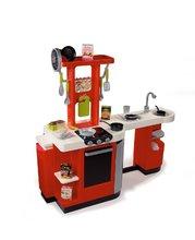 Régi termékek - Játékkonyha Loft 4in1 Smoby piros hanggal 25 kiegészítővel_8