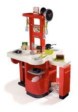 Régi termékek - Játékkonyha Loft 4in1 Smoby piros hanggal 25 kiegészítővel_10