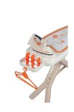 Jocuri de uz casnic - Masă de călcat Smoby cu călcător electronic Tefal cu 9 accesorii bej_0