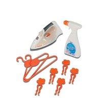Jocuri de uz casnic - Masă de călcat Smoby cu călcător electronic Tefal cu 9 accesorii bej_1