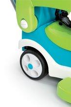 Staré položky - Odrážadlo Bubble Go II Smoby Balade so zvukom a medveďom modro - zelené od 6 mes_3