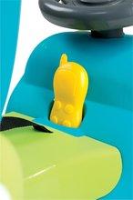 Staré položky - Odrážadlo Bubble Go II Smoby Balade so zvukom a medveďom modro - zelené od 6 mes_5