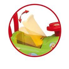 Produse vechi - Babytaxiu Winnie The Pooh Auto 2in1 Smoby verde de la 10 luni_2