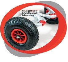 Staré položky - Čtyřkolka Go Kart Maxi Gonflables Smoby s nafukovacími koly_3