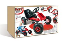 Staré položky - Čtyřkolka Go Kart Maxi Gonflables Smoby s nafukovacími koly_4
