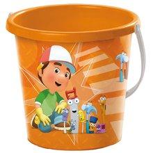 Kbelík pro děti Handy Manny Mondo střední velikost (výška 19 cm) od 18 měsíců
