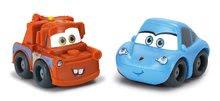 Autíčka 2 druhy Vroom Planet Cars Smoby v darčekovom balení, hnedé a modré od 12 mes