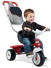 SMOBY 434119 Trojkolka Baby Driver červe