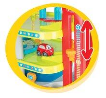 Garaže - Garaža na dva kata Vroom Planet Grand Smoby s 1 autićem i boksom za odlaganje od 18 mjeseci_5