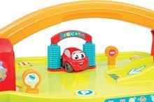 Garaže - Garaža na dva kata Vroom Planet Grand Smoby s 1 autićem i boksom za odlaganje od 18 mjeseci_3