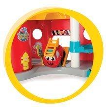 Garáže - Poschodová hasičská stanica Vroom Planet s autíčkom Smoby od 18 mes_1