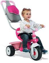SMOBY 434201 Trojkolka Baby Driver ružov