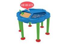 Detský záhradný nábytok - Stôl na hranie Multi Activity Starplast na vodu a piesok bez slnečníka_0