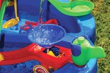 Detský záhradný nábytok - Stôl na hranie Multi Activity Starplast na vodu a piesok bez slnečníka_7