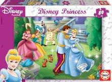 Puzzle Disney Hamupipőke Educa 80 db 5 évtől