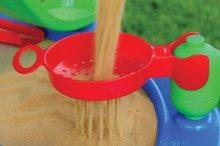 Detský záhradný nábytok - Stôl na hranie Multi Activity Starplast na vodu a piesok bez slnečníka_5