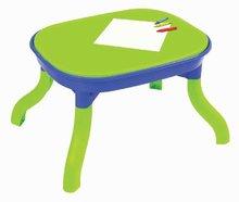 Vodne dráhy pre deti - Stôl na hranie Starplast multifunkčný s 2 loďkami, vodným mlynom, 2 mostami a zástavou_4