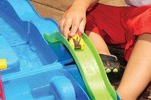 Vodne dráhy pre deti - Vodná hra Starplast s vozíkom_0