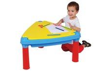 Detský záhradný nábytok - Stôl na hranie Starplast s pieskom a s vodou trojkomorový s krytom_1