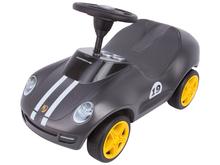 Odrážedlo Baby Porsche BIG se zvukem od 18 měsíců stříbrné