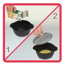Kuchynky pre deti sety - Set kuchynka CookMaster Smoby so zvukmi a ľadom a obchod Supermarket s pokladňou_14