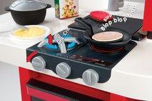 Kuchynky pre deti sety - Set kuchynka CookMaster Smoby so zvukmi a ľadom a obchod Supermarket s pokladňou_6