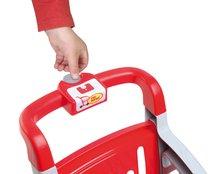 Obchody pre deti - Obchod City Shop Smoby s elektronickou pokladňou a vozíkom so 44 doplnkami_5