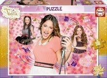 Detské puzzle Violetta Zlatá edícia Educa 300 dielov od 8 rokov