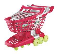 Obchody pro děti - Nákupní vozík Pro Cook Trolley Écoiffier na kolečkách od 18 měsíců_0