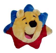 Pernă din pluş Winnie The Pooh Ilanit în formă de steluţă 35 cm