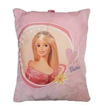 Párna Barbie Ilanit 36*36 cm rózsaszín