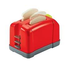 Hry na domácnosť - Set upratovací vozík s elektronickým vysávačom Vacuum Cleaner Smoby a vaflovač s mixérom kávovarom a hriankovač s vajíčkami_7
