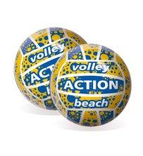 Lopta Volley Action Beach gumová 220 mm