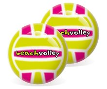 Lopta Beach Volley gumová 220 mm