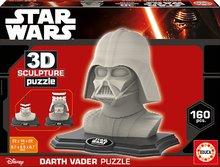 EDUCA 16500 3D SCULPTURE szobor puzzle - STAR WARS Darth Vader