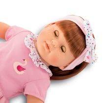 Hračky pre bábätká - Bábika Ambre s ryšavými vlasmi Mon Grand Poupon Corolle 36 cm s hnedými klipkajúcimi očami a hrebeňom od 3 rokov_2