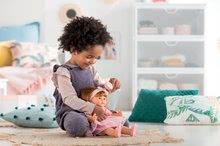Hračky pre bábätká - Bábika Ambre s ryšavými vlasmi Mon Grand Poupon Corolle 36 cm s hnedými klipkajúcimi očami a hrebeňom od 3 rokov_5