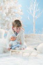 Panenky od 24 měsíců - Panenka Anais Winter Sparkle Mon Grand Poupon Corolle 36 cm s hnědýma mrkacíma očima od 24 měsíců_3