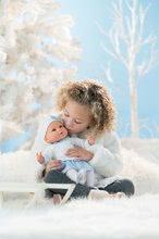 Panenky od 24 měsíců - Panenka Anais Winter Sparkle Mon Grand Poupon Corolle 36 cm s hnědýma mrkacíma očima od 24 měsíců_9