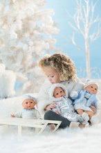 Panenky od 24 měsíců - Panenka Anais Winter Sparkle Mon Grand Poupon Corolle 36 cm s hnědýma mrkacíma očima od 24 měsíců_5