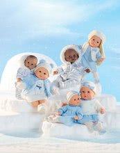 Panenky od 24 měsíců - Panenka Anais Winter Sparkle Mon Grand Poupon Corolle 36 cm s hnědýma mrkacíma očima od 24 měsíců_11