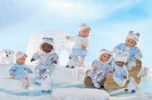 Panenky od 24 měsíců - Panenka Anais Winter Sparkle Mon Grand Poupon Corolle 36 cm s hnědýma mrkacíma očima od 24 měsíců_1