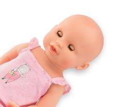 Bábiky od 24 mesiacov - Bábika Emma pije ciká a kúpe sa Mon Grand Poupon Corolle 36 cm s modrými klipkajúcimi očami a 3 doplnky od 24 mes_6