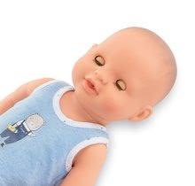 Bábiky od 24 mesiacov - Bábika Paul pije ciká a kúpe sa Mon Grand Poupon Corolle 36 cm s hnedými klipkajúcimi očami a 3 doplnky od 24 mes_6