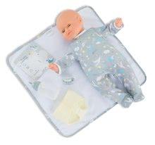 Panenky od 24 měsíců - Panenka novorozenec My New Born Child Mon Grand Poupon Corolle 36 cm s modrými mrkacími očima od 24 měs_1