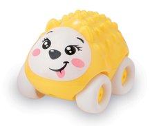 Autíčka - Zvieratko na kolieskach Sweet Planet Smoby psík, ježko, zajačik, myška, mačička, kravička 7 cm od 12 mes_3