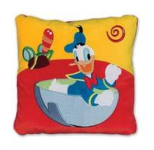 Pernă Mickey Mouse Răţuşca Donald Ilanit roşu 36*36 cm