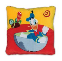 Párna Mickey Mouse Donald kacsa Ilanit 36*36 cm piros