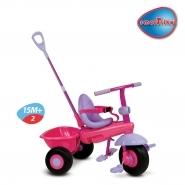 Triciclete de la 10 luni - Tricicletă Uno smarTrike roz-mov de la 10 luni_2
